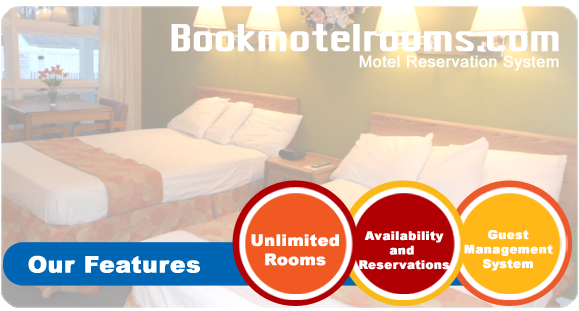 Book Motel Rooms